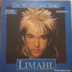 Discos de vinilo: LIMAHL-THE NEVERENDING STORY, EMI-052-2003406, EMI-052 20 0340 6. Lote 112999895