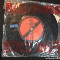 Discos de vinilo: SINGLE EP VINILO DEAD KENNEDYS NAZI PUNKS FUCK OFF 1991 ALTERNATIVE TENTACLES. Lote 113006251