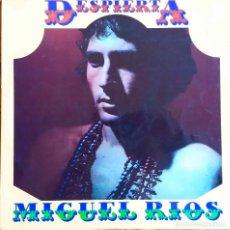 Discos de vinilo: MIGUEL RÍOS. DESPIERTA. LP ORIGINAL. Lote 113008787