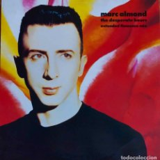 Discos de vinilo: MARC ALMOND. THE DESPERATE HOURS. EXTENDED FLAMENCO MIX. MAXI SINGLE UK 3 TEMAS.. Lote 113009951