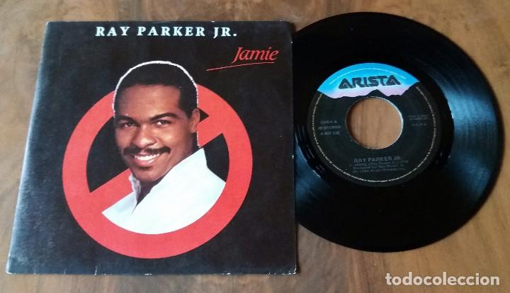 Ray parker jr jamie