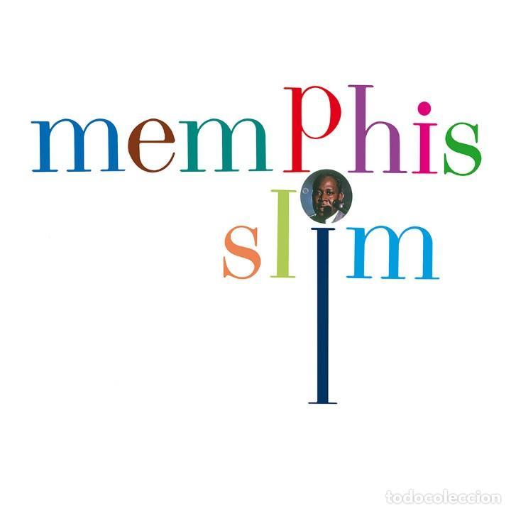 MEMPHIS SLIM * LP HQ VIRGIN VINYL 140G * OFF THE RECORD * LTD PRECINTADO!! (Música - Discos - LP Vinilo - Jazz, Jazz-Rock, Blues y R&B)