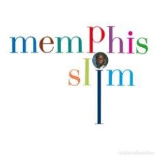 Discos de vinilo: MEMPHIS SLIM * LP HQ VIRGIN VINYL 140G * OFF THE RECORD * LTD PRECINTADO!!. Lote 125962884