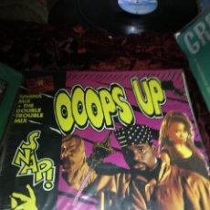 Discos de vinilo: SNAP-OOOPS UP.MAXI ESPAÑA. Lote 113022603