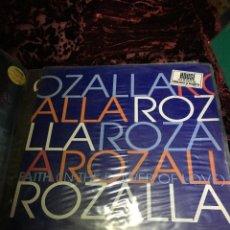 Discos de vinilo: ROZALLA - FAITH (IN THE POWER OF LOVE) . MAXI SINGLE. Lote 113023039