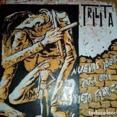 Discos de vinilo: TRILITA - NUEVAS IDEAS PARA UNA VIEJA FÁBRICA (1988). Lote 113023687