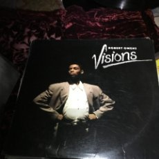 Discos de vinilo: ROBERT OWENS VISIONS. Lote 113023703