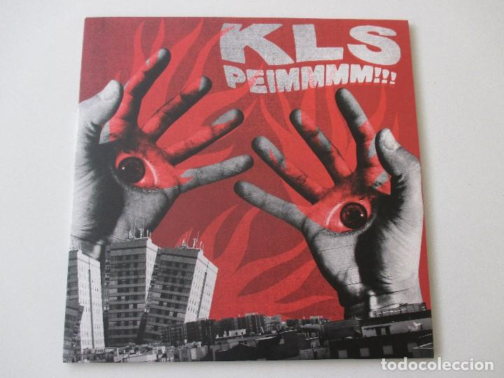 KLS PEIMMMM!!! 10 NUEVO (Música - Discos de Vinilo - EPs - Punk - Hard Core)
