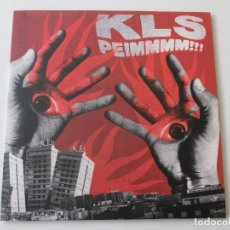 Discos de vinilo: KLS PEIMMMM!!! 10 NUEVO. Lote 113024723