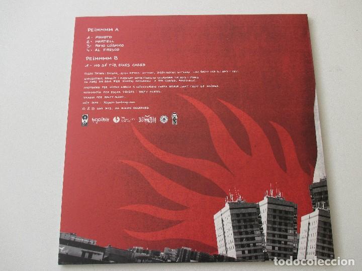 Discos de vinilo: KLS Peimmmm!!! 10 NUEVO - Foto 2 - 113024723