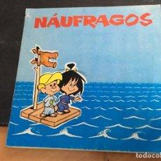 Discos de vinilo: FAMILIA TELERIN. NAUFRAGOS. FLEXIDISC (EPI9). Lote 113028615