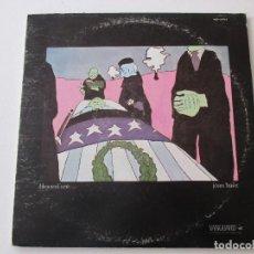 Discos de vinilo: JOAN BAEZ BLESSED ARE... VANGUARD 1971 ED. USA 2LP + 7 INCH PORTADA DOBLE. Lote 113029583