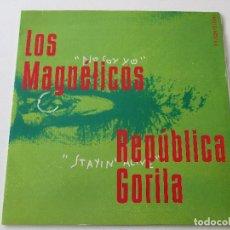 Discos de vinilo: RECOPILATORIO FANCOMIC 0,999 EL UNIVERSO SE NOS EXPANDE 1994 MAGNÉTICOS PÍLDORA X REPÚBLICA GORILA... Lote 113029851