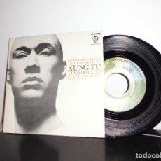 Discos de vinilo: KUNG FU TEMA DE CAINE --WB -HISPAVOX- 1974- MADRID -6. Lote 113052227