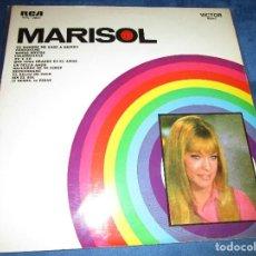Discos de vinilo: MARISOL LP DE ARGENTINA SOMOS NOVIOS - UN BELLO AMOR - RECUERDAME - TU YO - PERDONAME -. Lote 113058963