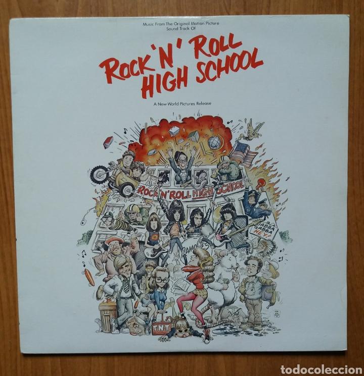 ROCK 'N' ROLL HIGH SCHOOL - RAMONES , DEVO