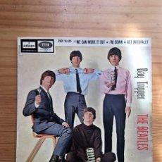 Discos de vinilo: DISCO SINGLE THE BEATLES, DAY TRIPPER. Lote 113063311