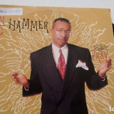 Dischi in vinile: SINGLE (VINILO) DE MC HAMMER AÑOS 90. Lote 113071367