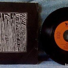 Discos de vinilo: LOS INICIADOS - EL CANTOR DE JAZZ - SU UNICO SINGLE - PRODUCCIONES DRO DE 1982 - 5 TEMAS. Lote 113083227