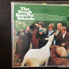 Discos de vinilo - Pet sounds. The Beach Boys - 113092131
