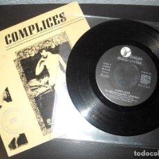 Discos de vinilo: EP COMPLICES TELEPASION + MOGUDES DE LA DIPU - PUNK ROCK RADIKAL - ESKORBUTO - KORTATU . Lote 113103707