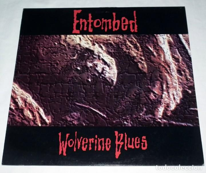 LP ENTOMBED - WOLVERINE BLUES (Música - Discos - LP Vinilo - Heavy - Metal)