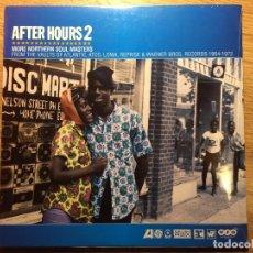 Discos de vinilo: AFTER HOURS FUNK SOUL LP. Lote 105829843