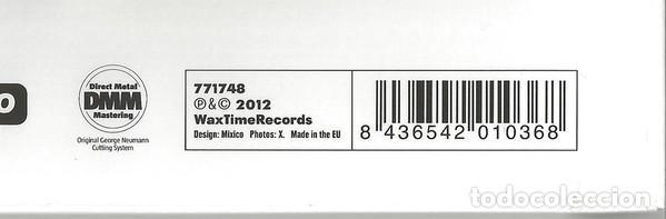 Discos de vinilo: FRANK SINATRA * LP HQ Virgin Vinyl 180g + CD * NICE N EASY * Edición Limitada *Precintado!! - Foto 15 - 113113595