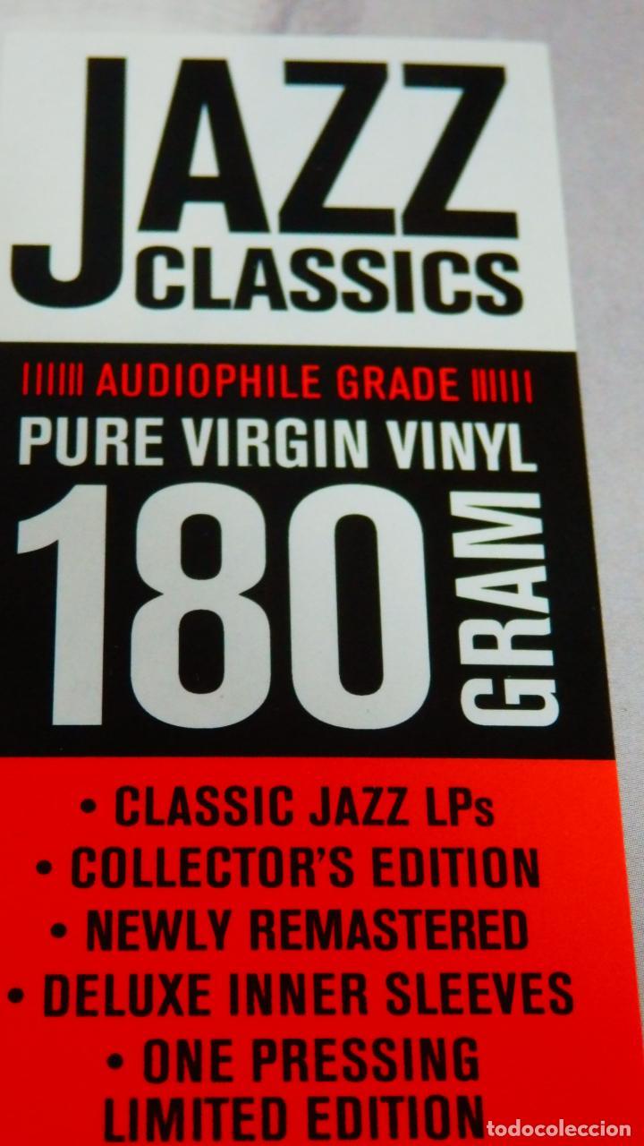 Discos de vinilo: FRANK SINATRA * LP HQ Virgin Vinyl 180g + CD * NICE N EASY * Edición Limitada *Precintado!! - Foto 8 - 113113595