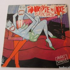 Discos de vinilo: TOURISTE DE LUXE PLASTIC SHOW + 1 DRO 1983 MOVIDA. Lote 113122543