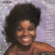 Discos de vinilo: RANDY CRAWFORD - ALMAZ / DESIRE (SINGLE WB RECORDS 1986). Lote 113133719