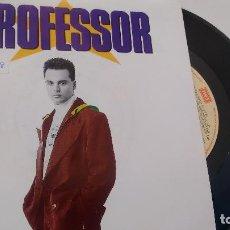 Discos de vinilo: SINGLE (VINILO) DE PROFESSOR AÑOS 90. Lote 113134387