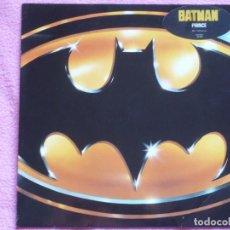Discos de vinilo: BATMAN,(PRINCE)B.S.O. EDICION ALEMANA DEL 89. Lote 245202680