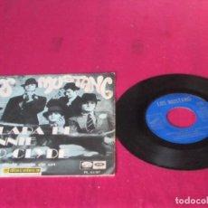 Discos de vinilo: LOS MUSTANG LOS MUSTANG : BALADA DE BONNIE AND CLYDE. ENARAMORADO DE LA NOVIA DE UN AMIGO 1968. Lote 113138911