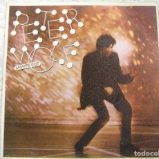 Discos de vinilo: PETER WOLF - LIGHTS OUT - EMI 1984 - SINGLE - P. Lote 113141595