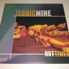 Discos de vinilo: SONIC MINE - HOT TIMES (EP). Lote 113151328