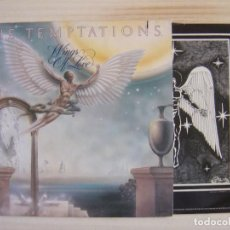 Discos de vinilo: THE TEMPTATIONS - WINGS OS LOVE - LP USA 1976 - GORDY. Lote 113166115