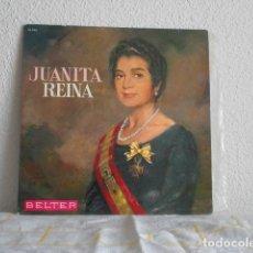 Discos de vinilo: JUANITA REINA-LP. Lote 214525410