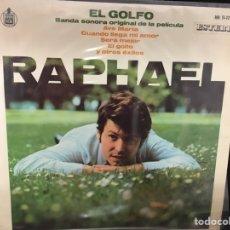 Discos de vinilo: RAPHAEL - EL GOLFO - / BSO - LP. Lote 113175706