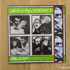 Discos de vinilo: SEX GANG CHILDREN BEAST SKELETAL FAMILY SISTERS MERCY SIOUXIE BANSHEES MARCH VIOLETS ALIEN SEX FIEND. Lote 113196923