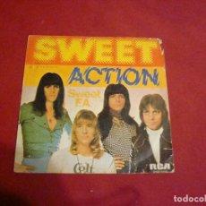 Discos de vinilo: SWEET ACTION 1975 RCA BUEN SONIDO. Lote 113199959