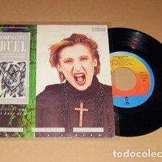 Discos de vinilo: PROPAGANDA - DUEL - SINGLE - 1985. Lote 113211547