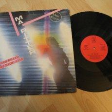 Discos de vinilo: MA RITTER VIDEO KILLED THE RADIO STAR MAXI SINGLE VINYL HORUS 1988. Lote 45970465