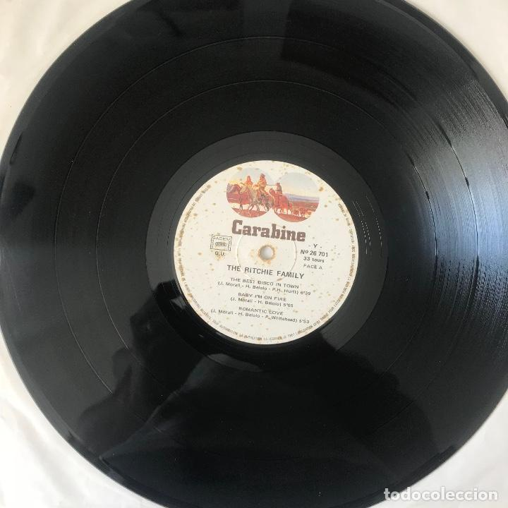 Discos de vinilo: The Ritchie Family Arabian Nights 1976 - Foto 4 - 113213959