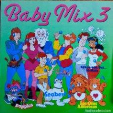 Discos de vinilo: BABY MIX 3. LOS OSOS AMOROSOS, ÉRASE UN VEZ LA VIDA, TEEN WOLF. FRAGUEL ROCK... LP DE VINILO. Lote 287817853