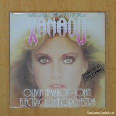 Discos de vinilo: OLIVIA NEWTON JOHN & E.L.O. - XANADU B.S.O. - XANADU / LOCO PAIS - SINGLE. Lote 113247148
