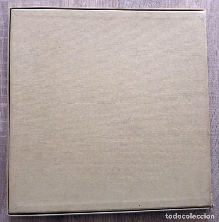 Discos de vinilo: JOHANN SEBASTIAN BACH PASSIO SECUNDUM MATTHAEUM (4 LP BOX SET) AÑO 1958 - Foto 2 - 113248155