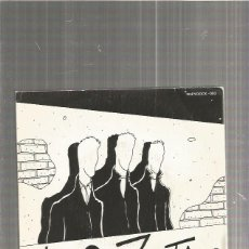 Discos de vinilo: LOS ZETAS GENTE CORRIENTE. Lote 113249891