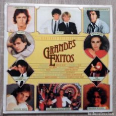 Discos de vinilo: GRANDES ÉXITOS VARIOS ARTISTAS. Lote 113251735