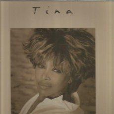 Discos de vinilo: TINA TURNER WHAT LOVE GOT. Lote 113254335